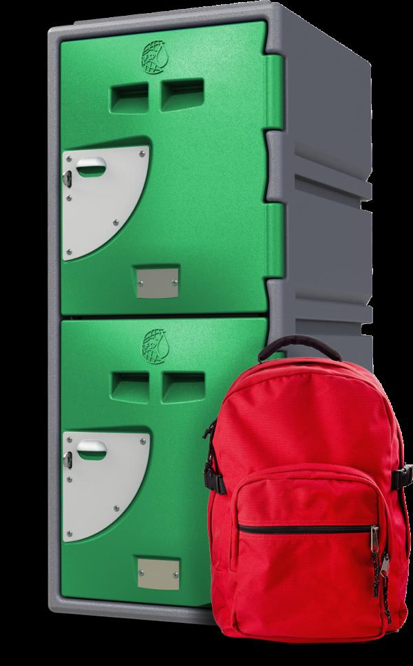 School Locker 2 door - FSP Cool Lockers