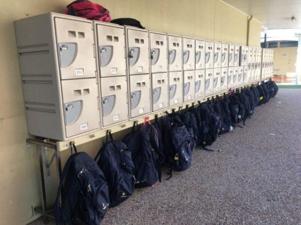 Yeppon School Locker -install