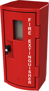 Fire Extinguisher Cabinet 450 RM