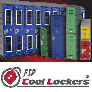 Cool Lockers