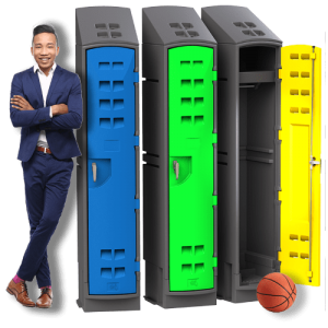 Work Storage Locker