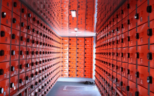 Advanced and Secure Locker Solutions for Sports Arena